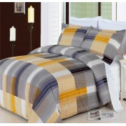 300TC Amber Bedding Set – Egyptian Cotton – Full – 8 PC