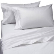 200TC Percale Full XL Sheet Set