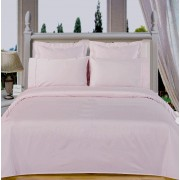 550TC White Olympic Queen Bed-in-A-Bag With Comforter - 8-PC
