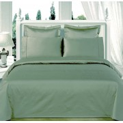 550TC Sage Olympic Queen Bed-in-A-Bag With Comforter - 8-PC
