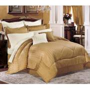 300TC Egyptian Cotton Queen Duvet Set (10 PC)