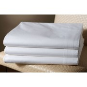 300TC Egyptian Cotton Flat Sheet –  Hospital (36'' x 75'')