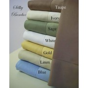 100% Bamboo California King Sheet Set