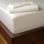 300TC Egyptian Cotton Split King Sheet Set - Dual King