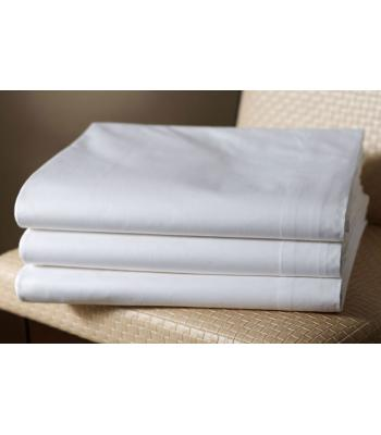 300tc Egyptian Cotton Flat Sheet Sofabed Full 54 X